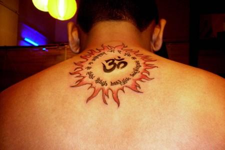 om tattoos images