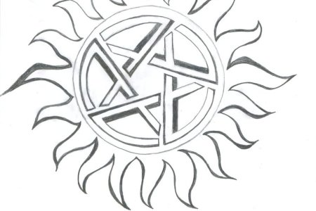 supernatural tattoo images