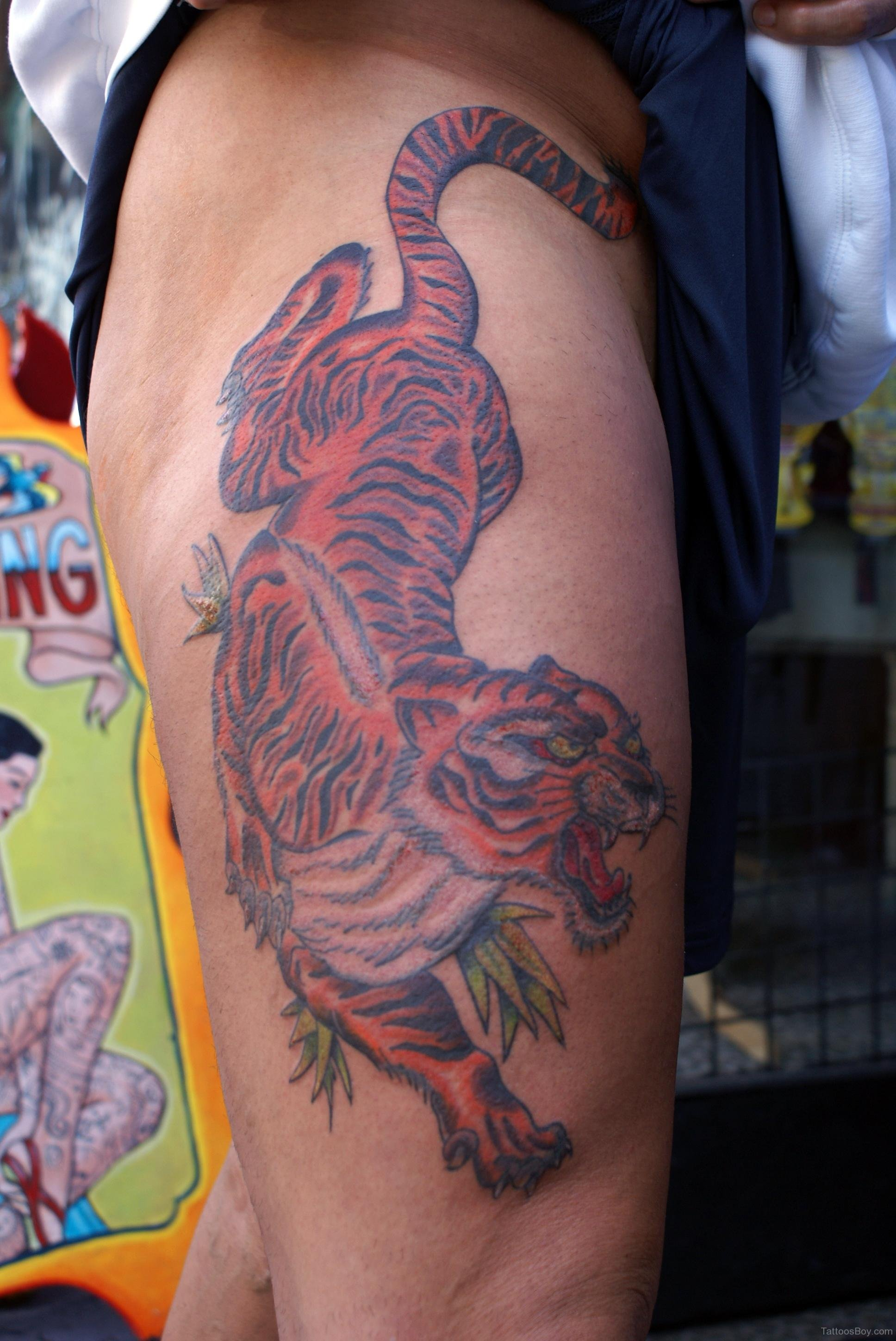 Jaguar Tattoos Designs, Ideas and Meaning of 6 by Justin