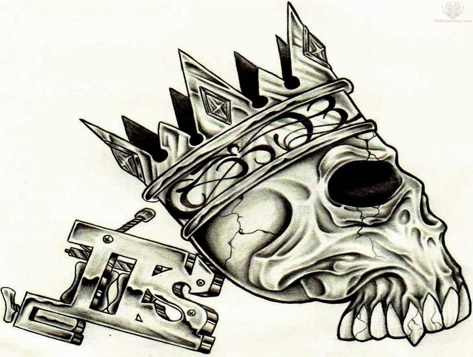 Image Gallery latin king crown drawing