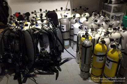 Krnica Diving, Tauchen in Kroatien, Wracktauchen, GUE TEC1 Kurs
