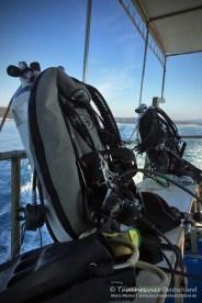 Equipment, Tauchen in Kroatien, Wracktauchen, GUE TEC1 Kurs