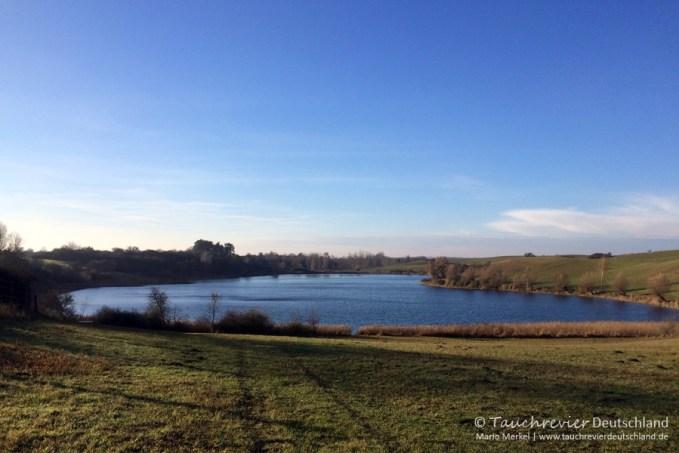 Tiefer See, Tauchen im Tiefer See, Tauchen in Brandenburg