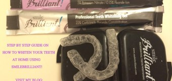Smile Brilliant Part 2: Guide on How to Whiten your Teeth at Home