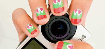 Easy Easter Nail Art Design for Beginners (Step By Step Tutorial – Photo-Video)