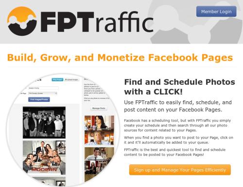 Facebook Marketing with FPTraffic