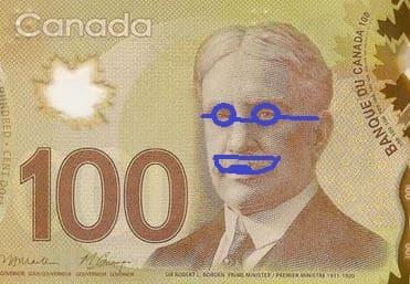 100 dollar happy