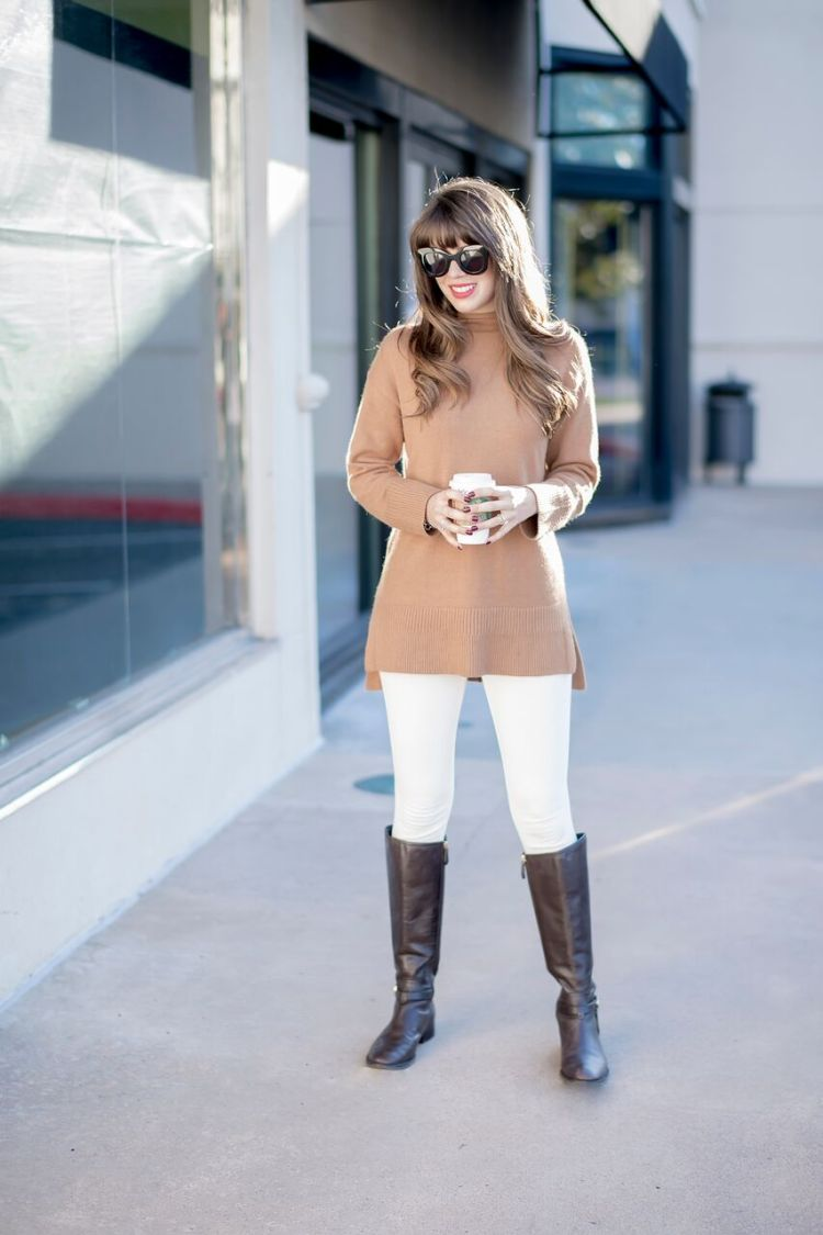 Friday Trends: Camel Colored Sweater