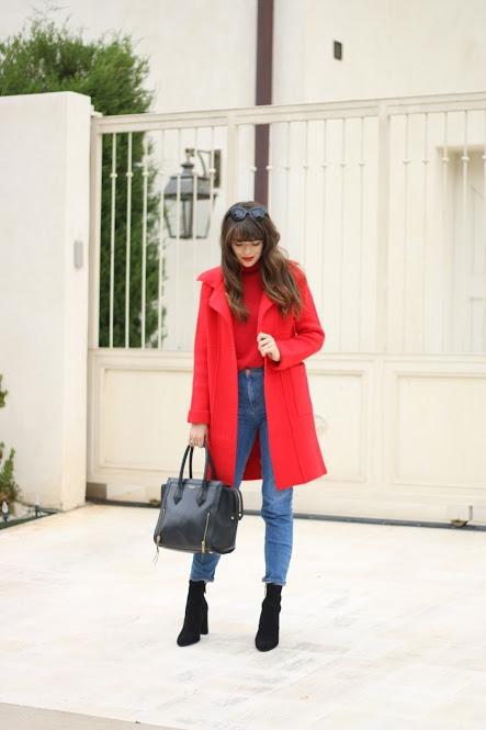 Friday Trends: Monochromatic Red- TaylerMalott.com
