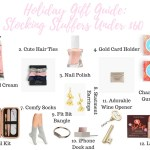 Gift Guide: Stocking Stuffers Under $60