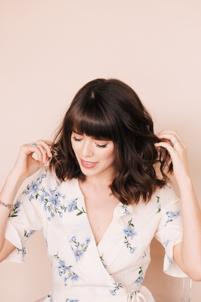 How To Style And Curl Short Hair Best Products To Use