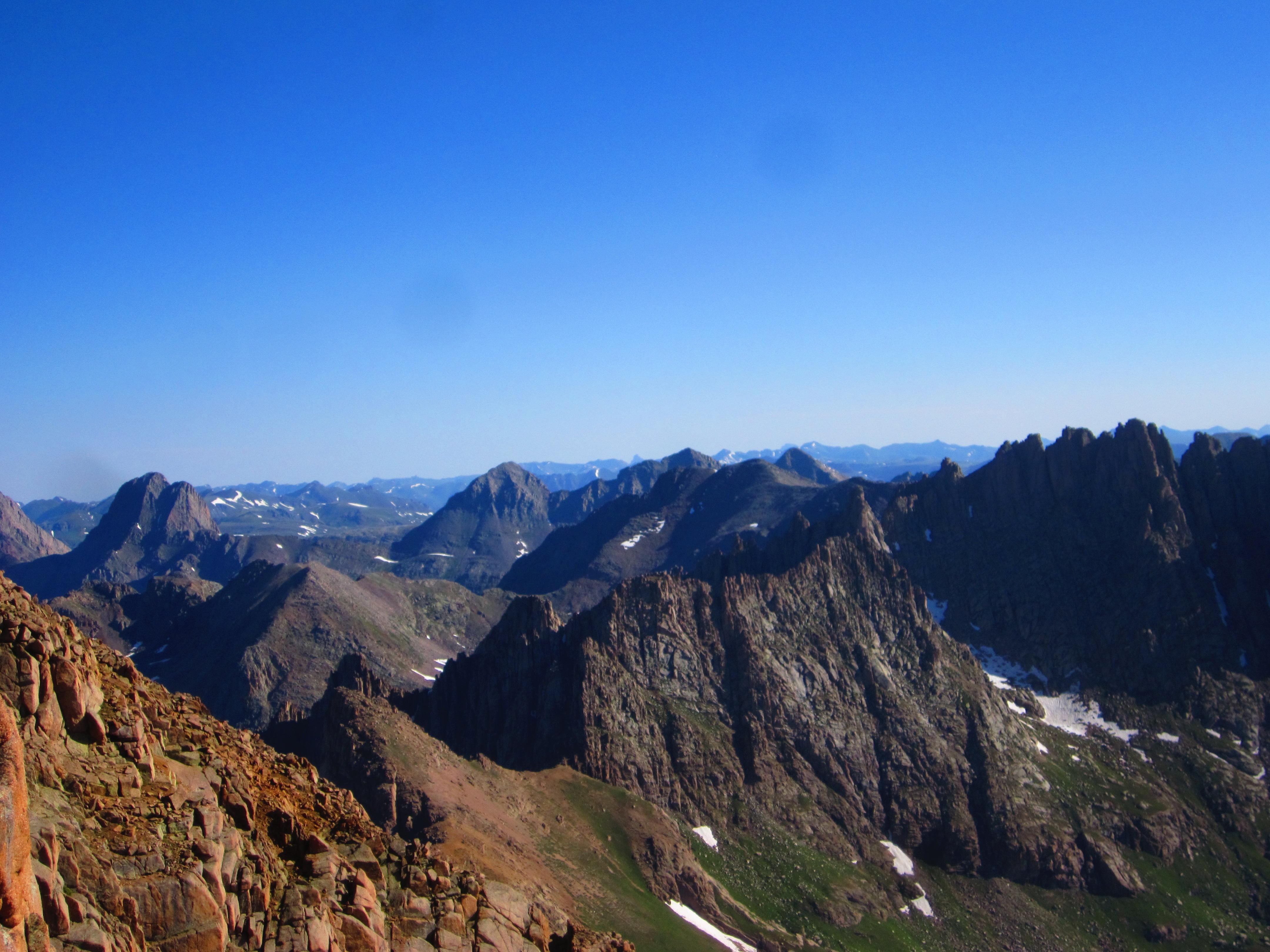 Sunlight Windom ridge