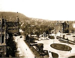 Dorchester Square Historic