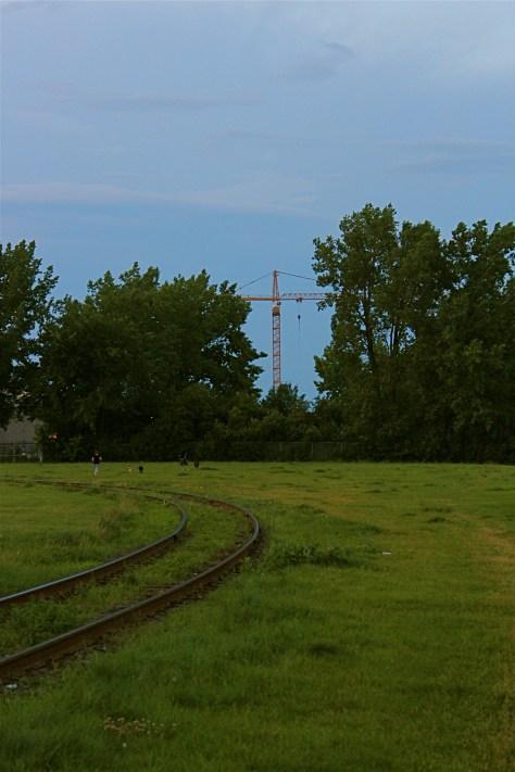 Past, Present and Future - Montreal (Saint-Henri), Summer 2013