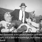 Team Building Quotes by Vince Lombardi