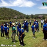 TBAE Team Building Events 2013