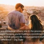 Encouraging Your Team Members