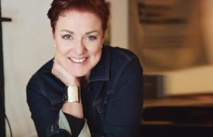 Sara Tye - founder and managing director of redheadPR