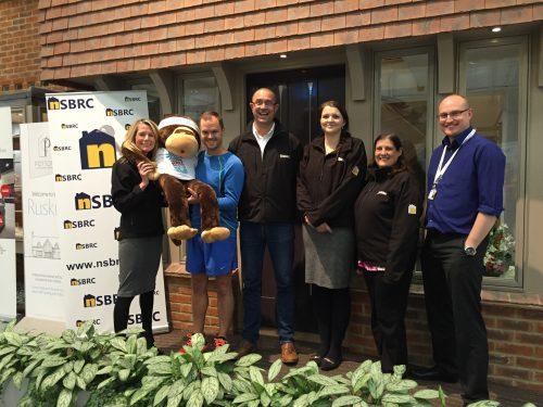 Harvey Fremlin & the NSBRC team