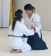 Samantha and Ryosuke