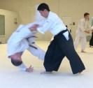 Tomoki throws Jay