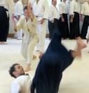 Maria throws Galen