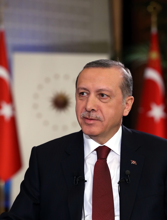Presidency Of The Republic Of Turkey   Turkish Radio and Television     Stating that he has always had a busy schedule filled with domestic and  foreign travels and foreign guests visiting Turkey since his inauguration  on August