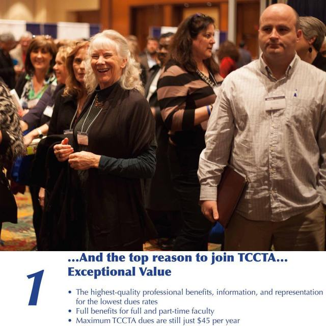 Top Ten Reasons to Join TCCTA 1 And the tophellip