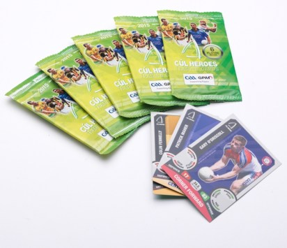 Trading cards promotional