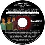 Get Certified DVD