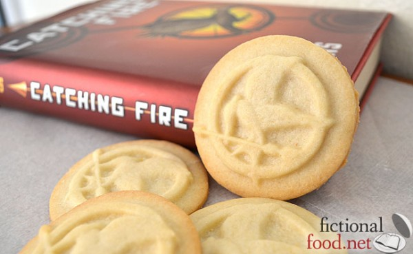 Mockingjay Cookies, from Fictional Food