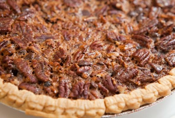 Chocolate Pecan Pie | teacher-chef.com 2014