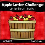 Apple Letter Challenge
