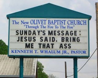 The Worst Funny Church Signs from TeamJimmyJoe.com funny pictures, sexual church signs funny fotos, sexual innuendo signs, worst church messages, bad church signs, wtf, fail