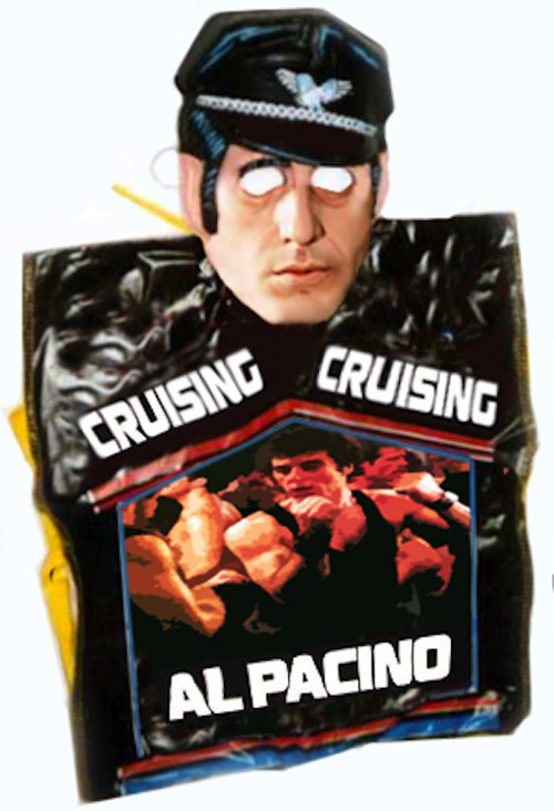 Al Pachino Cruising Costume ~Worst Halloween Costumes: 23 Bad, Stupid & Tasteless