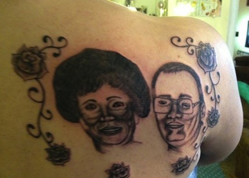 Testicle Tattoo Pictures Of Bad Tattoos 15 More Of The Worst In Terrible Team Jimmy Joe