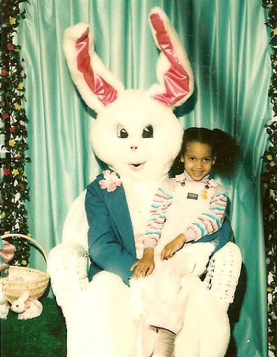 Scary Creepy Easter Bunny Pics– Sketchy & Weird