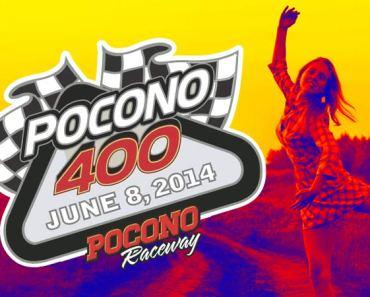 Pocono 400 Preview 2014 - Jimmy Joe's NASCAR Update - The Pocono Song