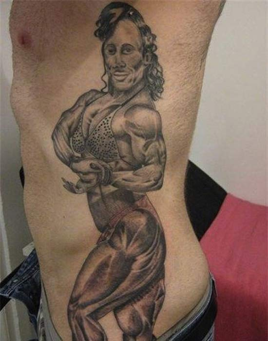 Worst tattoos 14 bad regrets team jimmy joe for Bad tattoos worst of the worst