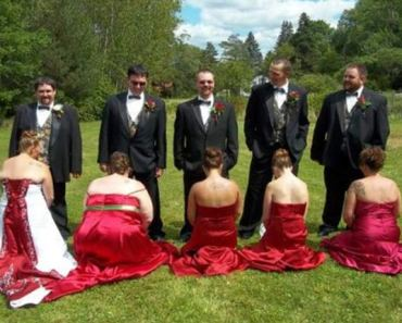 Succumb to 15 Funny Wedding Pics