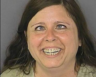 Crosseyed Woman ~ 27 Crazy Funny Mugshots ~