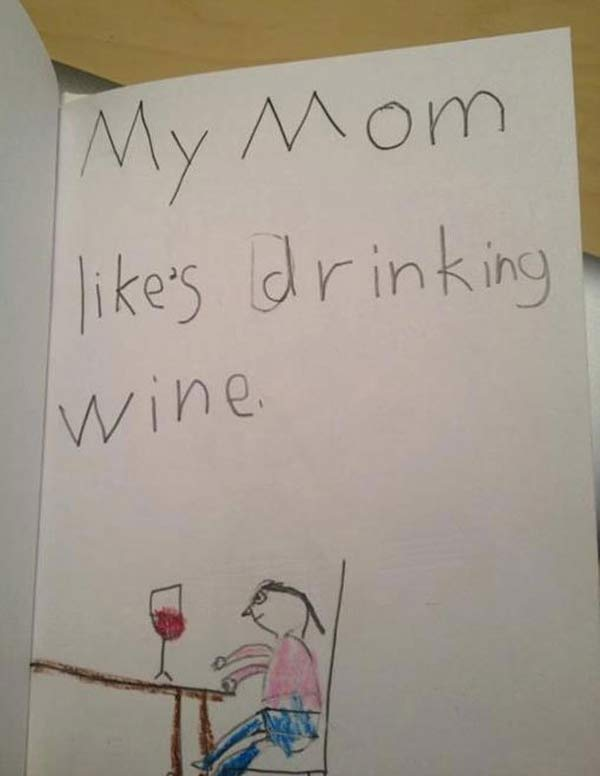 Funny Letters From Kids Thatll Make Ya Spit Your Milk