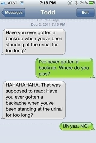 Abort! 29 Funny Texts ...
