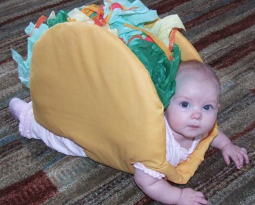 Best Kids Halloween Costumes~ Taco