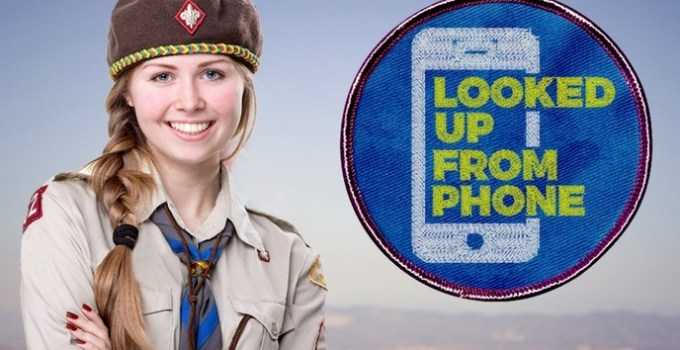 Funny Merit Badges for Millenials