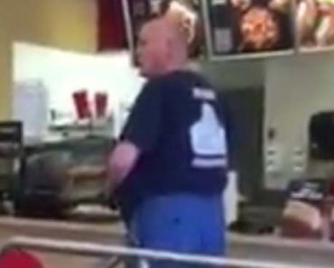 man at target store berates woman for breastfeeding her child in public