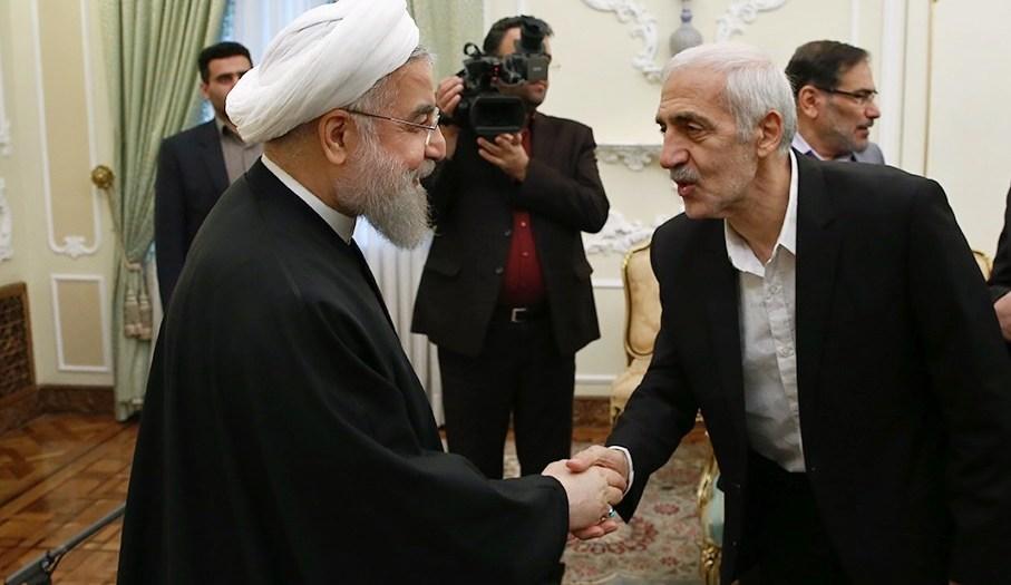 Hassan Rouhani - Mohammad Dadkan