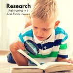 Research before selling or buying at a Real Estate auction.
