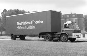 The first National Theatre truck