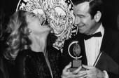 Lauren Bacall & Walter Matthau na dodjeli nagrada Tony 1970.